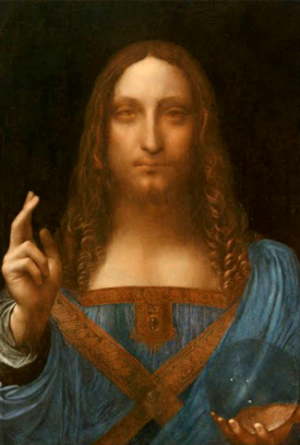 davinci christ best copy